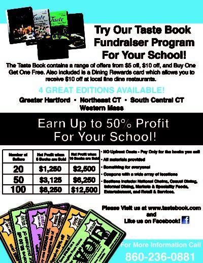 2017 Fundraising Flyer - School